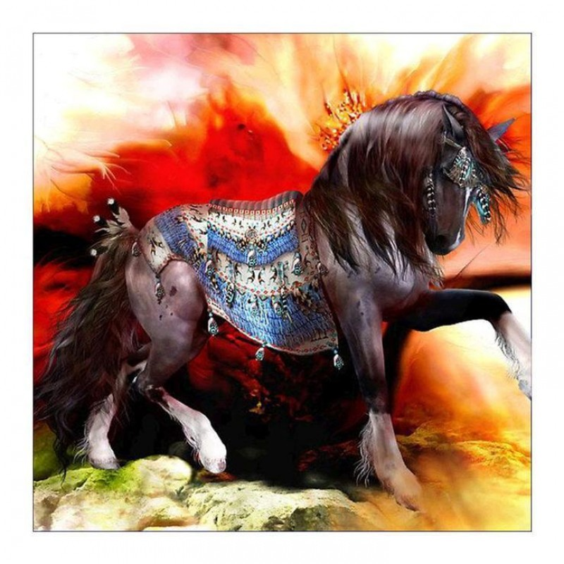 2021 Colorful Horse ...